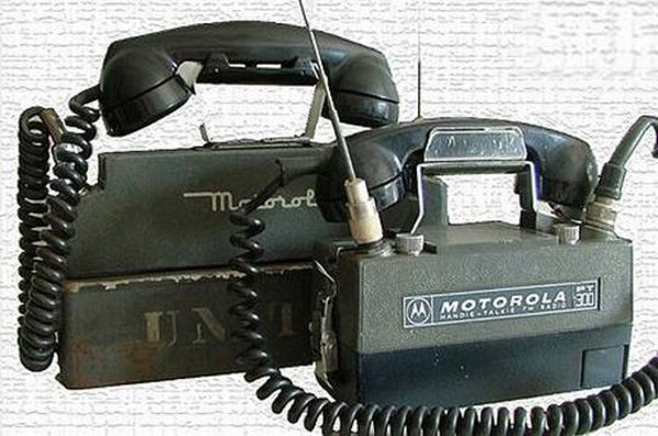 Régi mobiltelefon 2