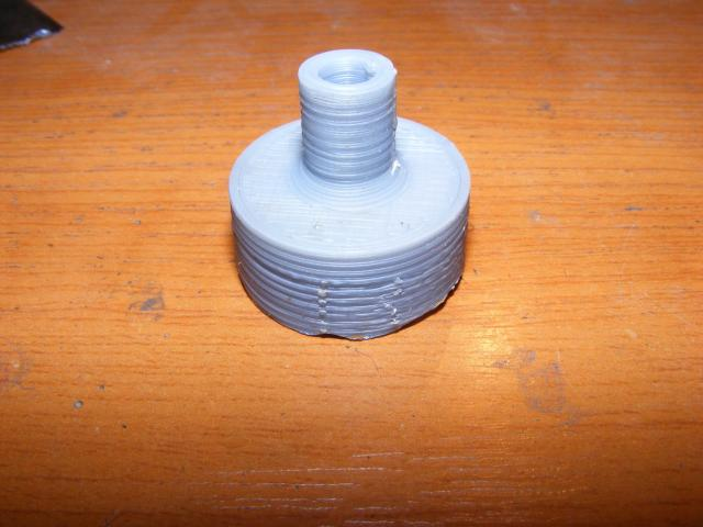 3D nyomtatással készült szűkítő