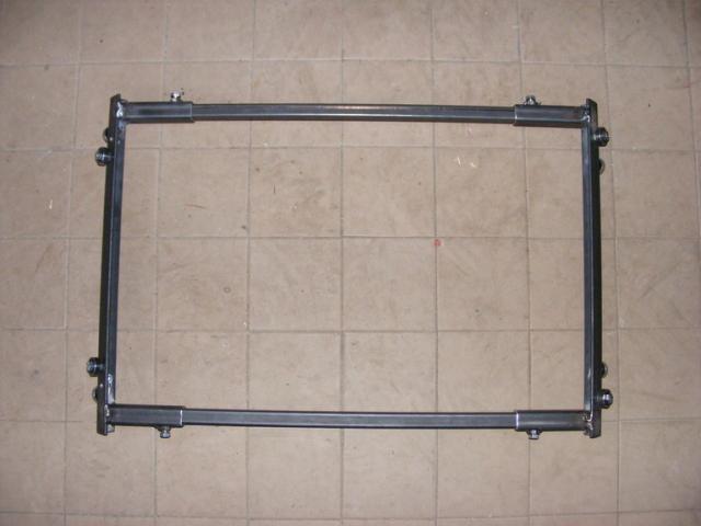 CNC asztal