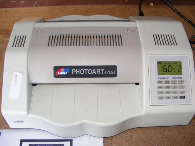 Photoart-17LSI laminálógép