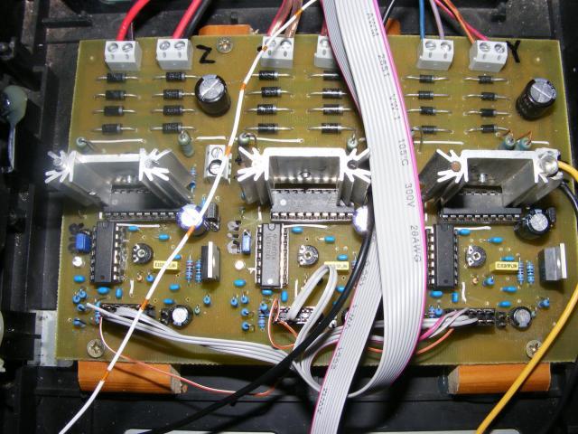 CNC léptetőmotor-vezérlő