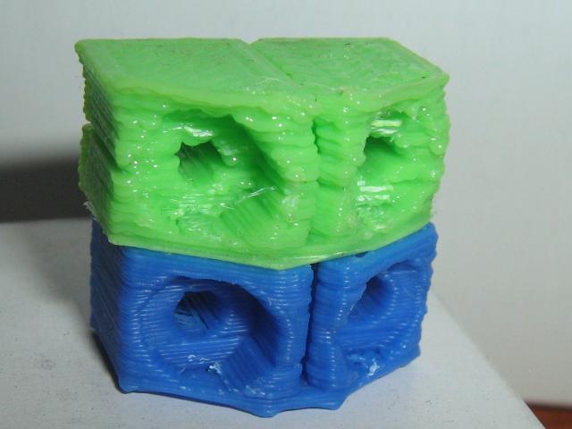 3D nyomtatási hiba 2.