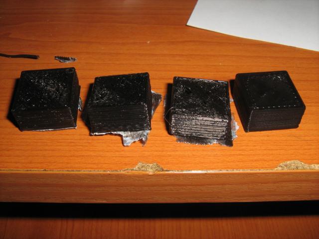 Legelső nyomtatott darabok
