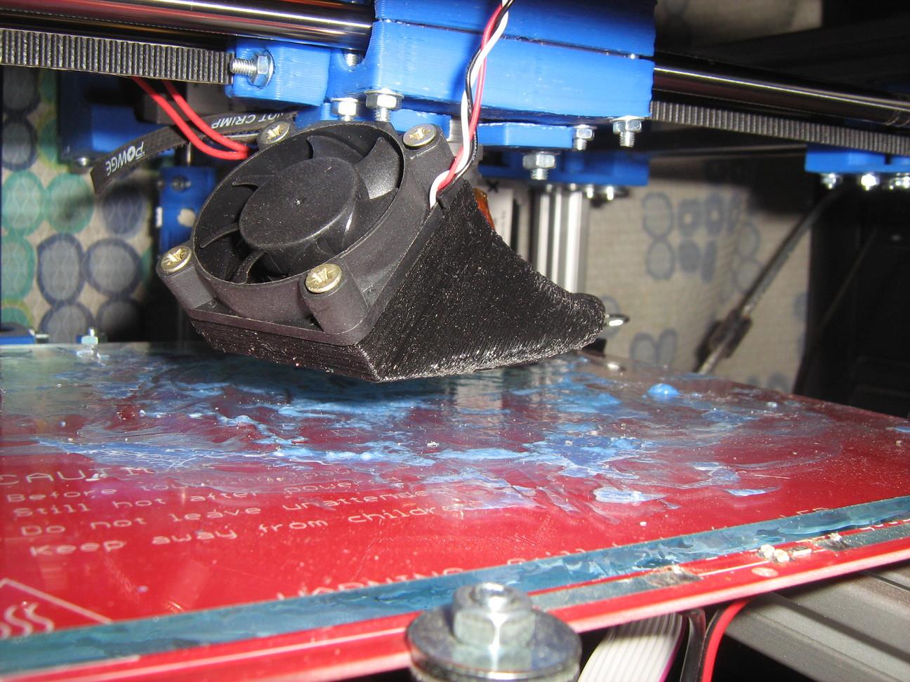 Nyomathűtő ventilátor 2.