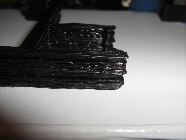 3D nyomtatási hiba