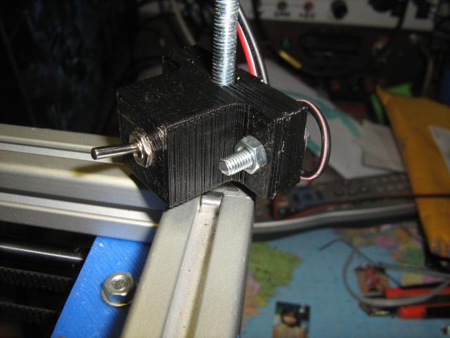 3D nyomtató géplámpa kapcsolója