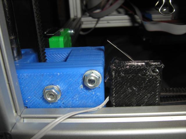 3D nyomtató X és Y végálláskapcsolói