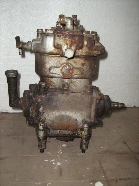 ZIL kompresszor