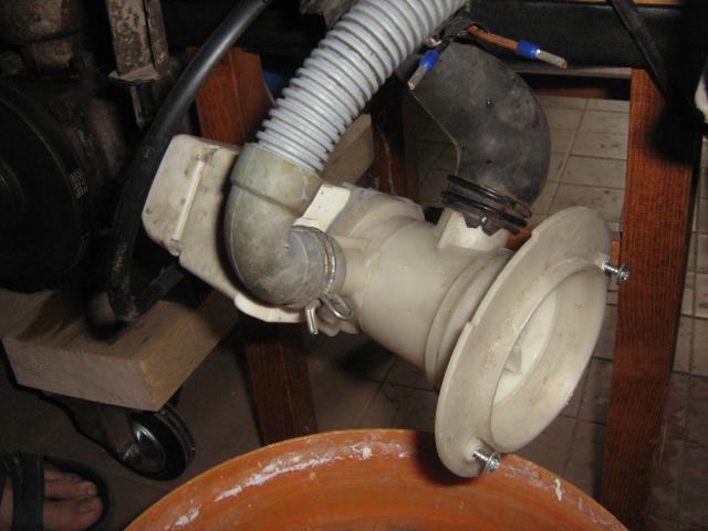 Kompresszor vízhűtéshez használt mosógép ürítőszivattyú