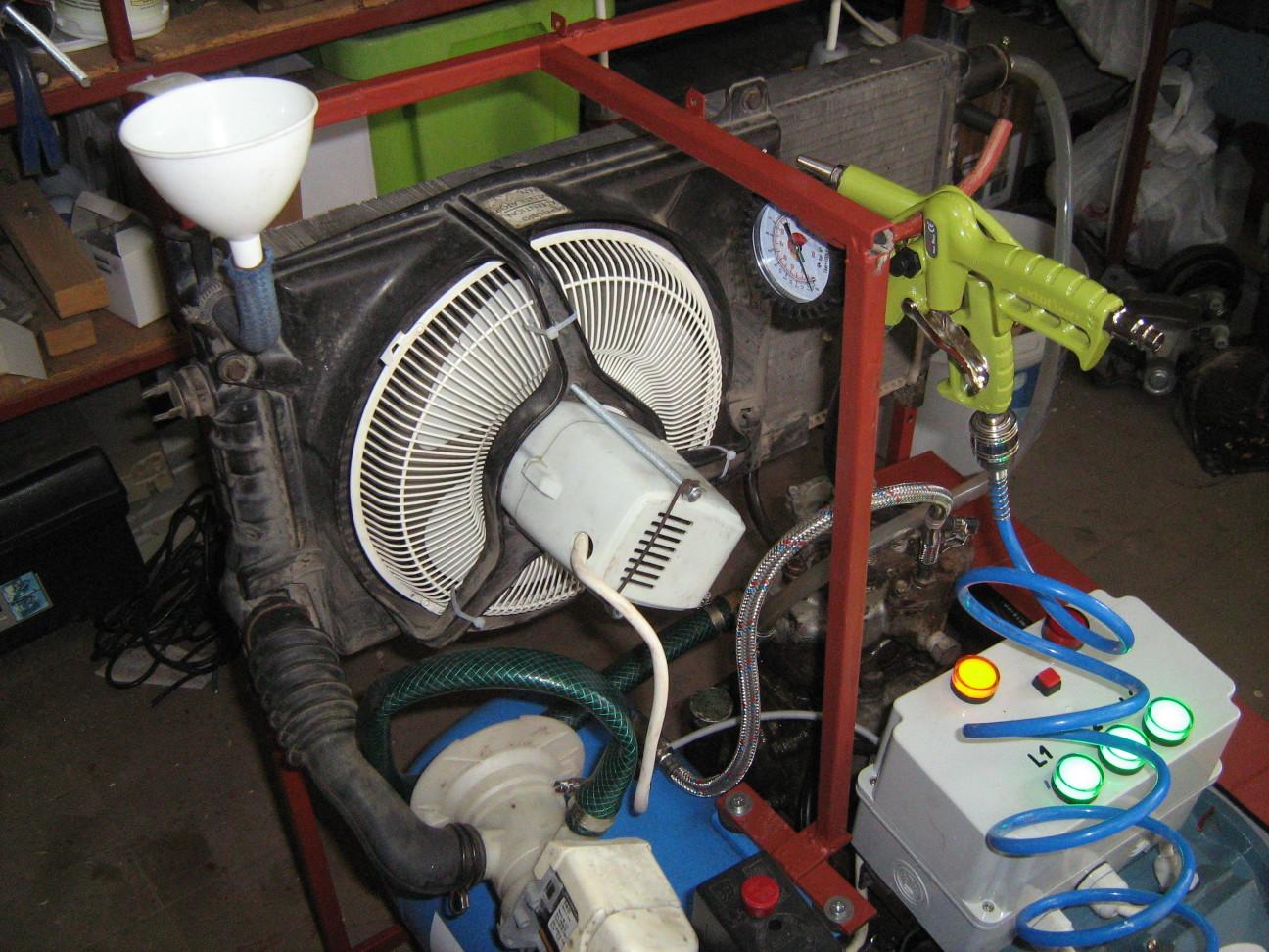 Kompresszor hűtőventilátor