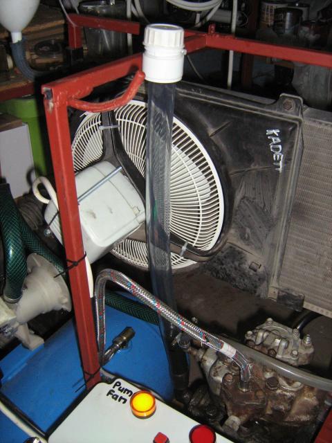 Kompresszor olajtartály