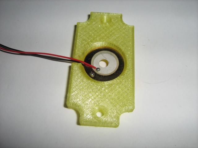 Piezo érzékelő, auto bed leveling, automatikus ágy kalibrálás