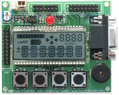 MSP430-449STK2